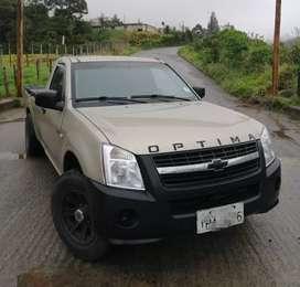 Chevrolet luv Dmax 4x2 optima C/S Turbo Diesel