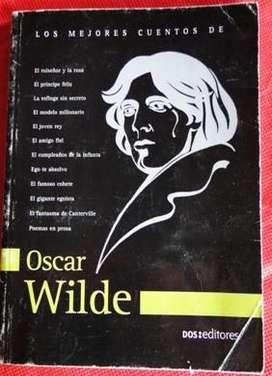 LOS MEJORES CUENTOS DE OSCAR WILDE DOS EDITORES en LA CUMBREPUNILLA
