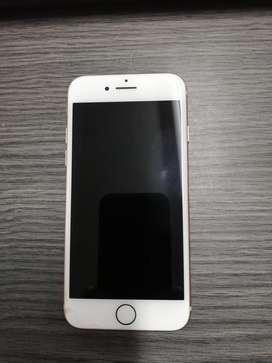 Iphone 8 rose gold de 256gb