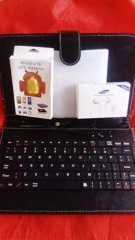 De oferta teclado agenda Alambrico para tablet