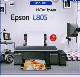 Impresora Epson L 805 nueva .