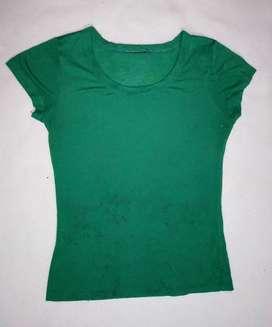 Camiseta mujer, Koaj, Talla S.