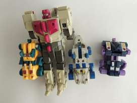 Transformers G1 Terrorcons Vintage