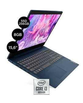 Laptop Estudiantil  Intel I3 10th