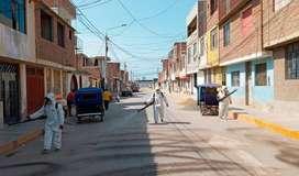 Limíeza y Fumigación en Lima y Distritos