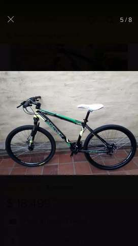 Vendo bici rod 29