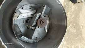 Extractor industrial tipo ongo