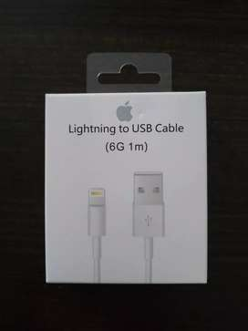 Cable lightning 1m