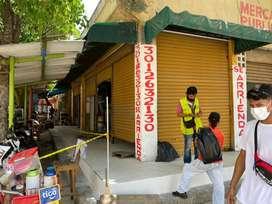 Gran oportunidad local comercial en punto estrategico del centro de barranquilla.
