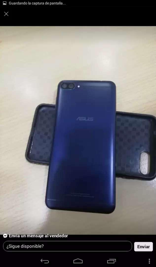 Cambio por otro celular  solo cambio Asus zenfone 4 16GB 2 de RAM es de doble simcar las 2 libres imei original 0