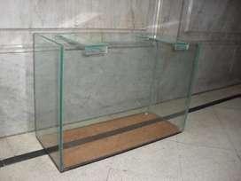Pecera Grande - Vidrios Gruesos 4 Y 6 Mm