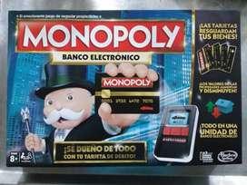 MONOPOLY Banco Electronico (sin uso)