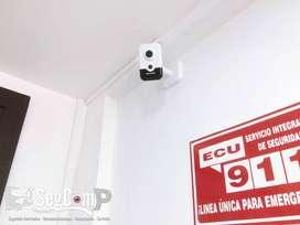 Seguridad electrónica (cámaras, alarmas accesos) venta, instalación, asesoría en Loja