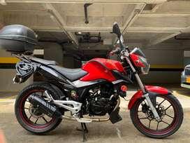 AKT RTX 150 Roja de 2015