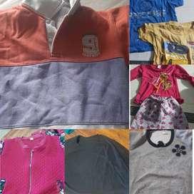 Bolsón de ropa, en perfecto estado