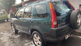 Full Honda CRV