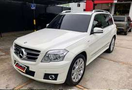 Mercedes Benz Glk 220 cdi tic diesel modelo 2012