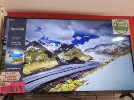 """Tv LG 50"""" 4k nuevos incluye control magic"""