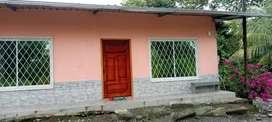 Vendo casa en la Joya de los Sachas Negociable
