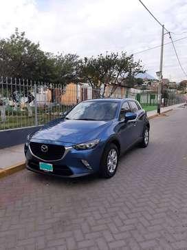 Mazda CX3 2WD 2.0 - 2018 (modelo Core / Intermedio) IMPECABLE