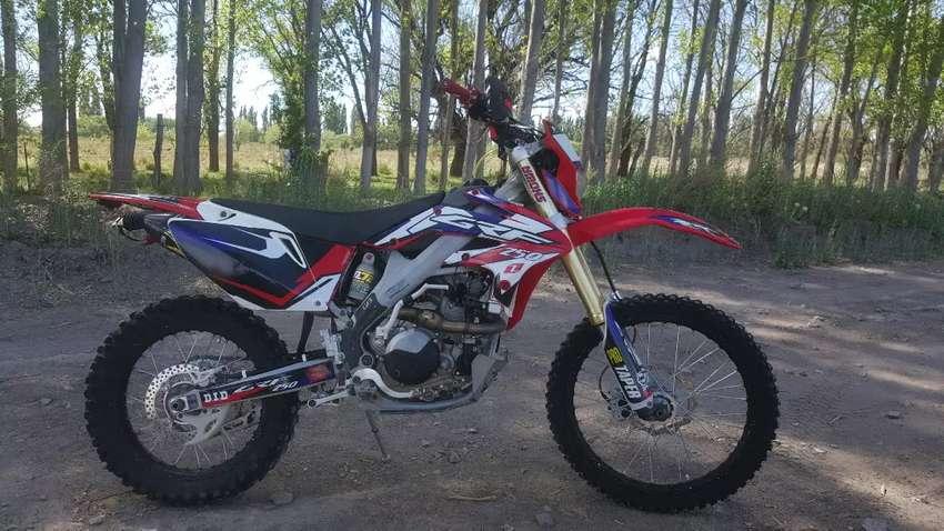 Vendo grf 250 0