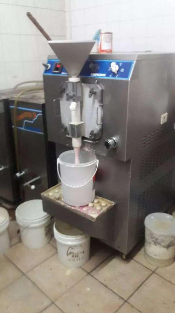 Fabricadora helados Carpigiani 0