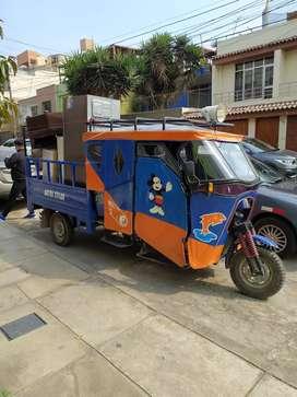 Motos furgon transporte de carga y mudanza