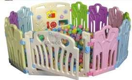 Corral didáctico para bebes de 0 a 3 años