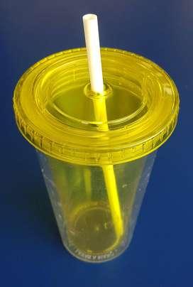 Vaso termico con sorbete. NUEVO