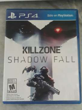 Killzone Shadow Fall ps4, Perfecto Estado