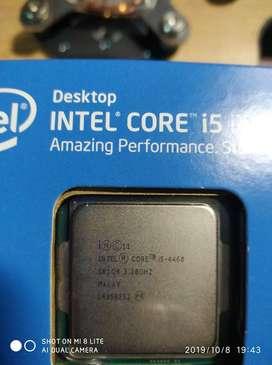 Procesador Intel  I5 4460