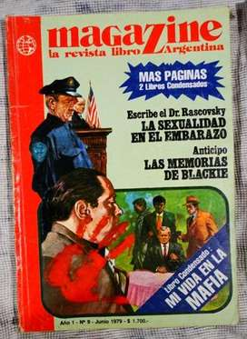 MAGAZINE REVISTA LIBRO ARGENTINA