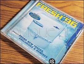 A64 Cd Fresh '96 Dance Remixes Rave House & Hip Hop Trance
