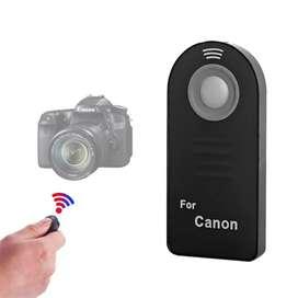 Comando infrarrojo para cámara Nikon - Canon