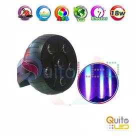 Mini Tacho 6 Focos Quitoled