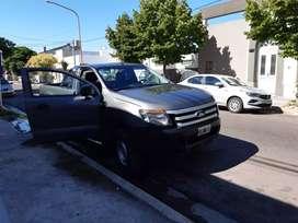 Vendo Ford Ranger 4x2 Cabina Simple en excelente estado.