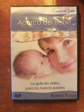 DVD para futuras madres