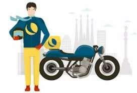 Se presta el servicio de transporte en moto
