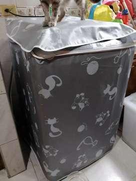 Vendo lavadora usada Samsung 18 kg