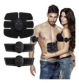 Estimulador de abdominales 3 en 1