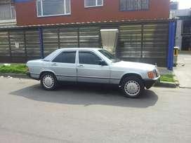 Vendo Mercedes Benz 190E Muy Buen Estado