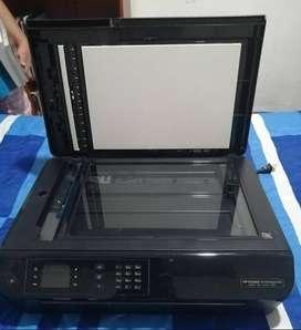 Multifuncional HP Deskjet Ink Advantage 4645