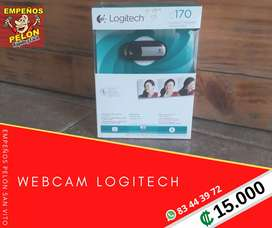 webcam logitech.san vito
