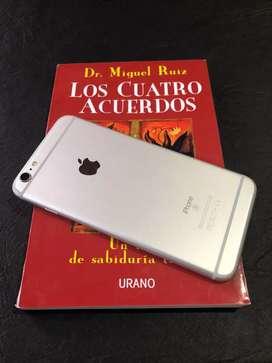iPhone 6 S Plus 16gb. Acepto Tarjetas y celulares como parte de pago