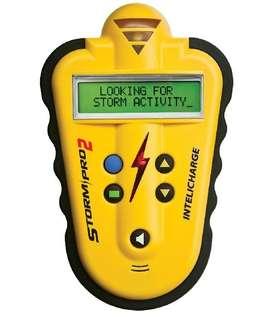 Detector de tormentas