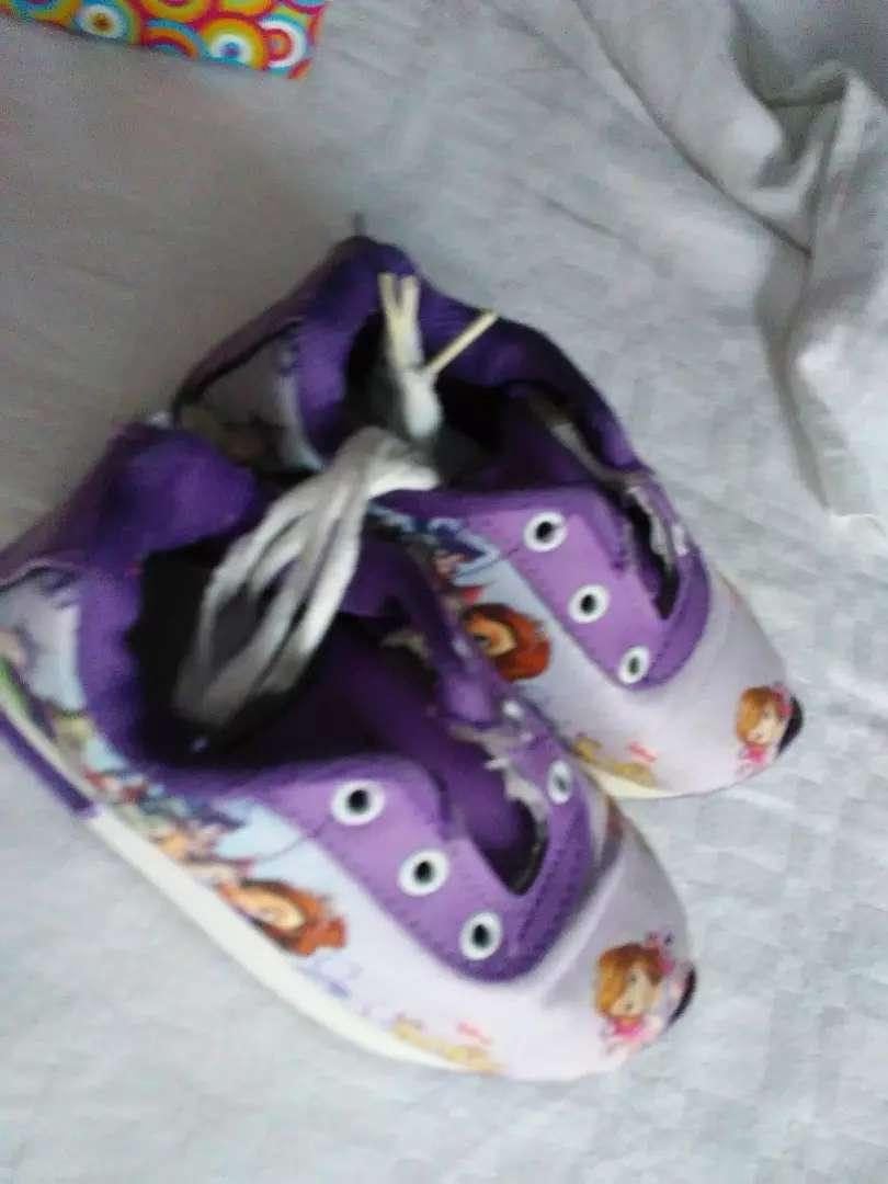Zapatillas 22 0