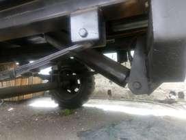 Carreton Hidraulico 1,5 toneladas
