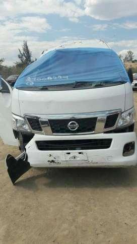 Salvamento Repuestos Nissan Urvan Nv350