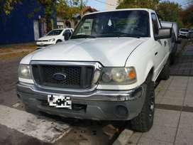 FORD RANGER CABINA SIMPLE 4X4 ABS