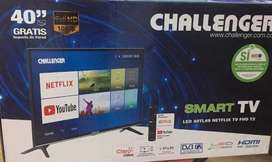 Tv challenger samrt tv 40'
